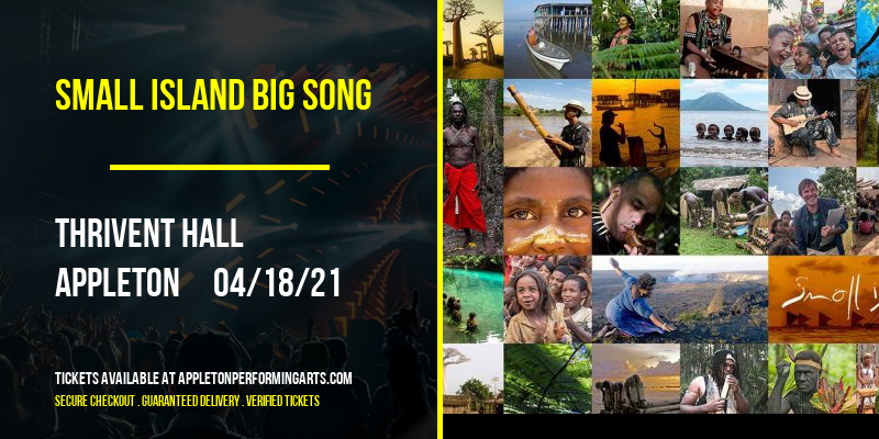 Small Island Big Song [CANCELLED] at Thrivent Hall