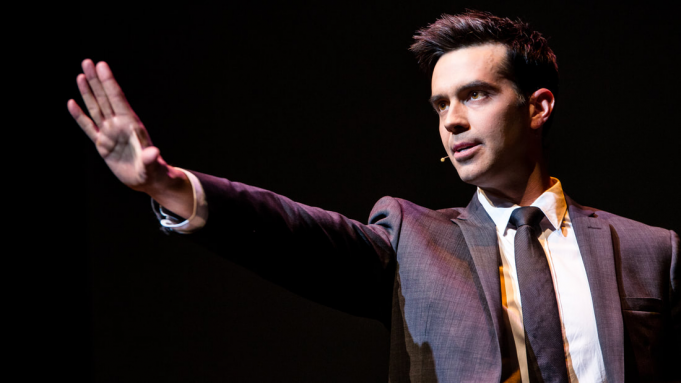 Michael Carbonaro [CANCELLED] at Thrivent Hall